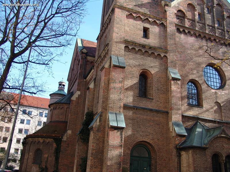 Evangelische St. Johannes Kirche Haidhausen - www